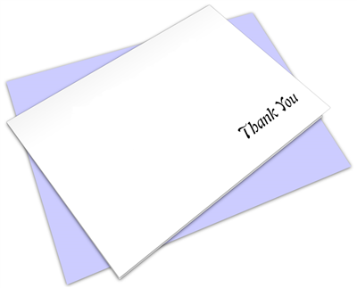 Notecards - flat - Digital Printing